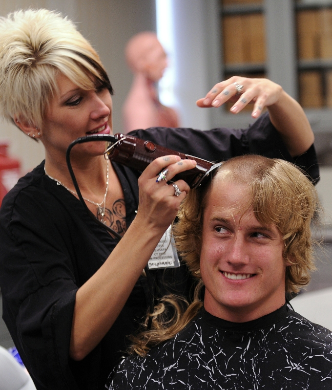 know your military member by haircut – the military spouse book review