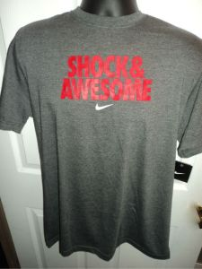 shock&awesome tee